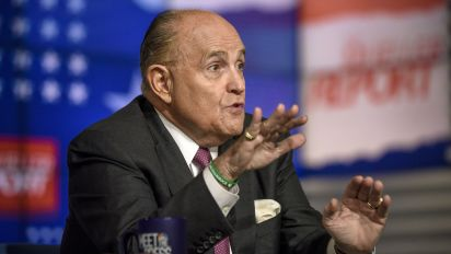 Giuliani: 'Any candidate' would take info from Russia