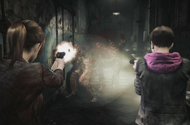 JxE Streams: 'Resident Evil: Revelations 2' meets 'Code Veronica'
