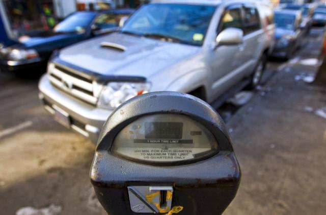 NYC's parking meters are getting a big upgrade this year