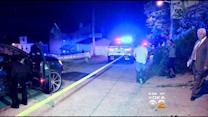 Suspect In Allentown Shooting At Large