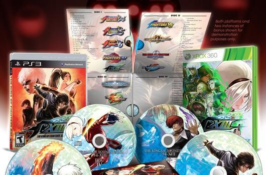 King of Fighters XIII: The Soundtrack: The Trailer