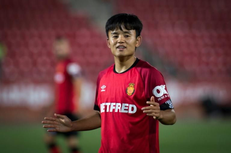 Japan's Kubo joins Villarreal on loan from Real Madrid