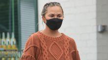 Where to buy Chrissy Teigen's leopard print face mask