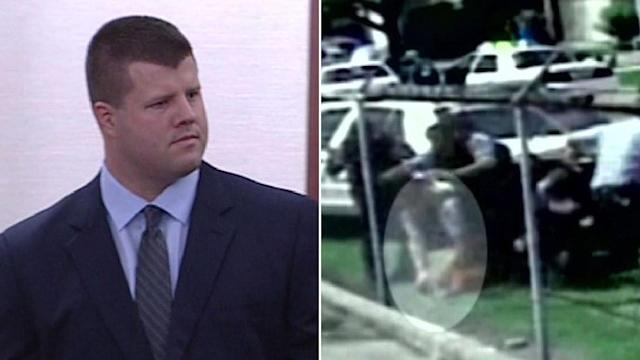 Final trial begins for police beating caught on camera