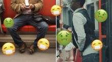5 things that men do on public transport which are worse than women applying makeup