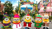 日本五大聖誕好玩靚景!必去大阪環球影城、東京迪士尼、涉谷藍燈「青之洞窟」