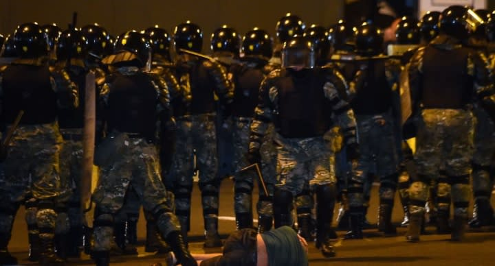 白俄政府向遭虐人士致歉