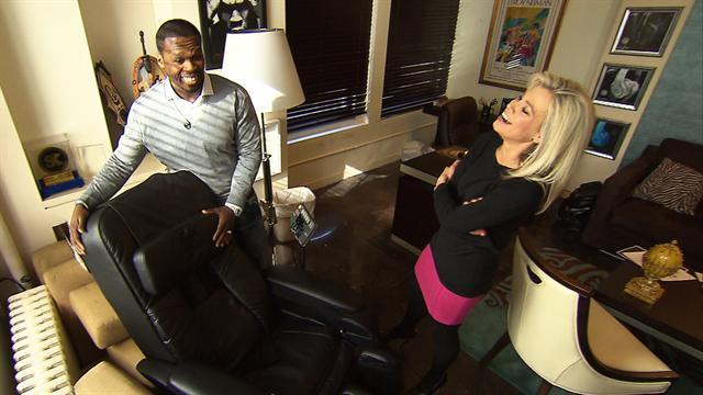 Web extra video: 50 Cent and his