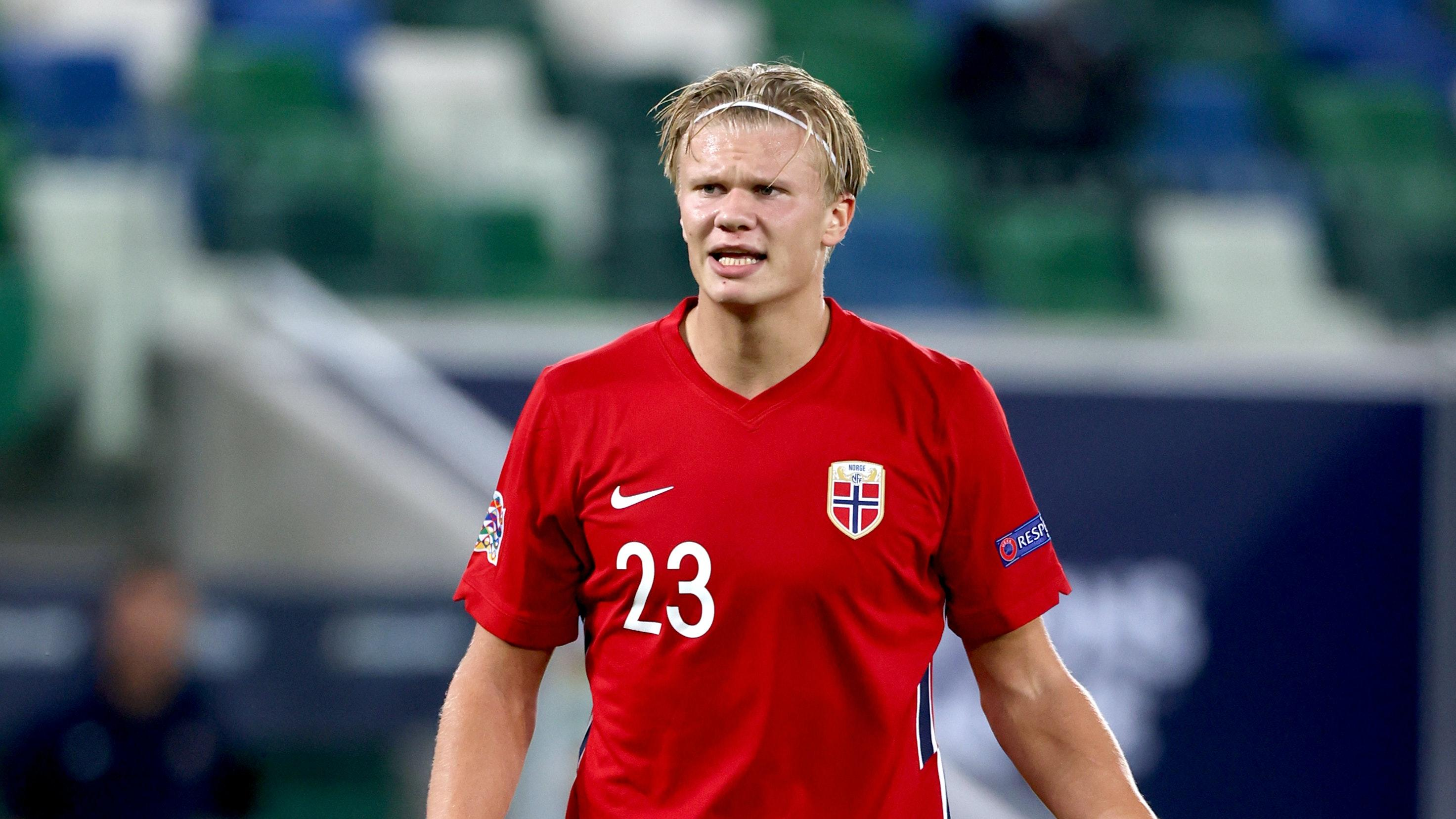 Norway hammer Northern Ireland while Scotland edge out makeshift Czech Republic