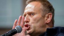 Rettungsflug für Nawalny auf dem Weg nach Sibirien