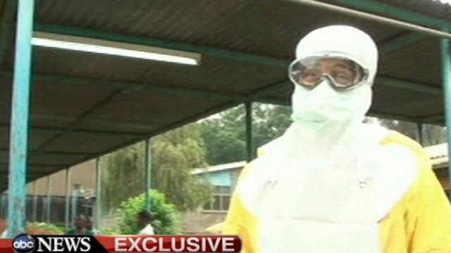 Ebola Virus in Uganda: Inside the Ward as At Least 17 Dead, Others Await Testing