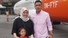 Actor Adi Putra remarries first ex-wife