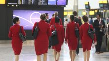Virgin Atlantic ditches mandatory make-up rule for female cabin crew