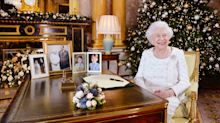 Buckingham Palace is selling a royal Christmas tree decoration for a princely £35