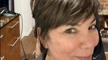 Kris Jenner fans shocked to see her without makeup