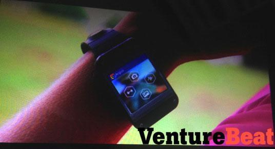 Samsung Galaxy Gear smartwatch prototype leaked ahead of September 4th launch