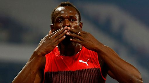 Bolt hits out at 'disrespectful' Gatlin
