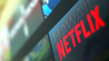 Netflix user growth beats expectations, shares spike