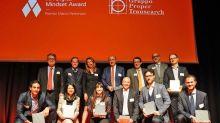 A Costa Crociere, Elettronica e Cattolica il premio Fertonani