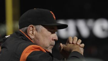 Giants' Bochy plans to retire after season
