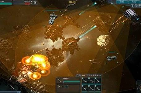 Kixeye launches VEGA Conflict, a space-themed MMORTS