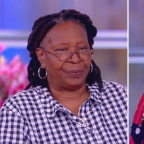 Meghan McCain gets cut off during tense discussion of the Mueller report on 'The View'