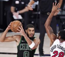 Celtics take Heat's best shot, surge in second half to force Game 6