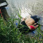 Images of drowned Salvadoran migrant and 2-year-old child stir outrage