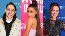 Ariana Grande Reacts To Pete Davidson And Kate Beckinsale's Rumored Romance