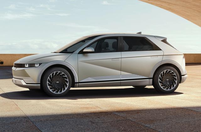Hyundai's striking Ioniq 5 EV offers long range and brisk performance