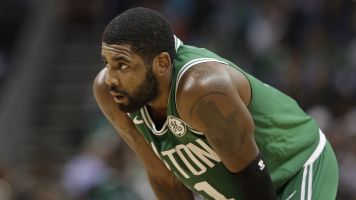 Kyrie Irving really hates Thanksgiving
