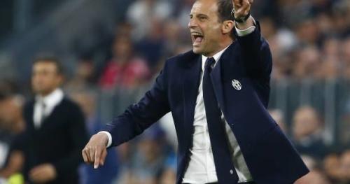 Foot - C1 - Juve - La Juventus a fait «un pas important» vers les demi-finales selon Massimiliano Allegri