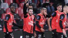 Foot - L2 - Ligue2: Guingamp s'offre un bol d'air face à Auxerre