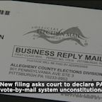 Pennsylvania GOP Files Suit To Declare Mail-In Ballots Unconstitutional
