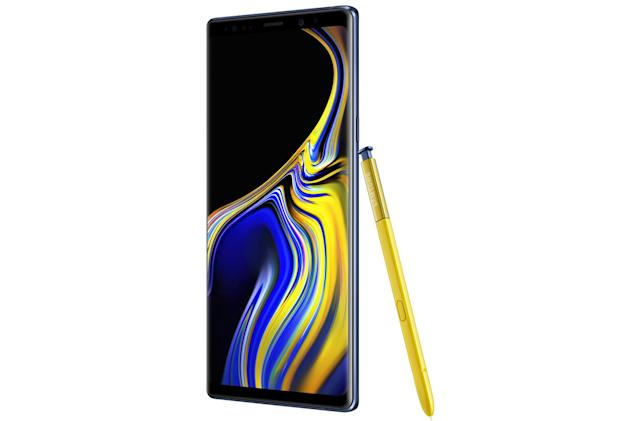 Samsung's Galaxy Note 9 is bigger and more powerful than ever