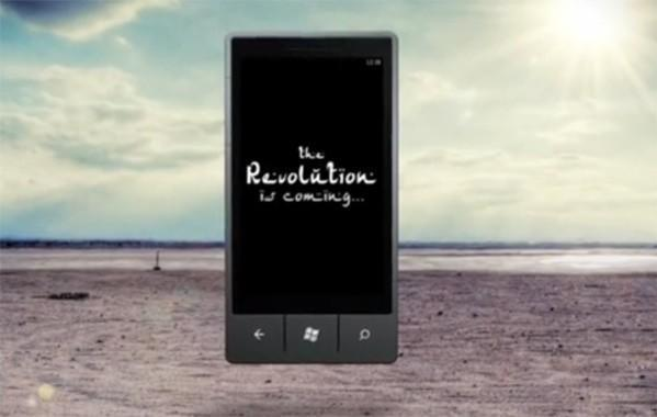 Windows Phone 7 ad promises 'the revolution is coming' (video)