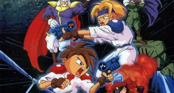 Gunstar Heroes rated by PEGI, ESRB for PS3
