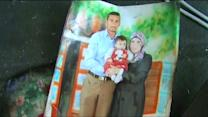 West Bank toddler dies in arson attack