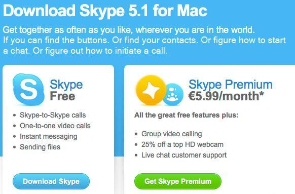 Skype 5 for Mac continues to frustrate -- how's it treating you?