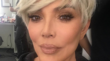 Kris Jenner is taking a walk on the blond side and joins a host of other celeb goldilocks