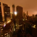 New Yorkers warned to charge phones in case of blackout caused by heat wave