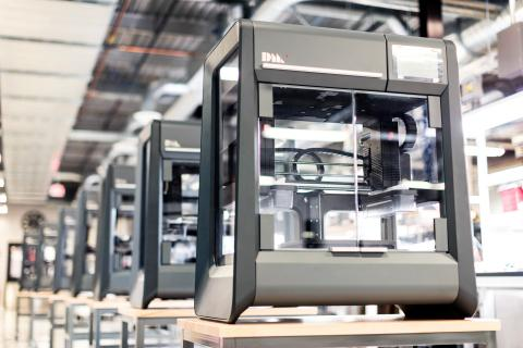 Desktop Metal Now Shipping the World's First Office-Friendly Metal 3D Printing System to Companies Throughout Europe