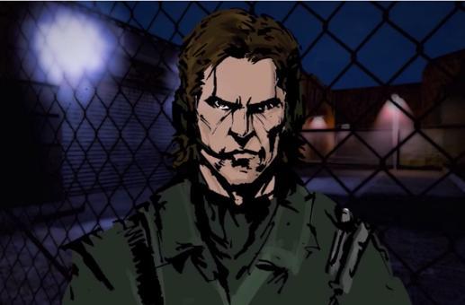 Report: Metal Gear fan remake featuring Hayter shut down