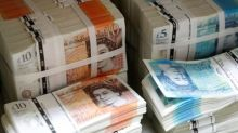 Pound Touches Day's Highs on Strong Wage Growth Figures