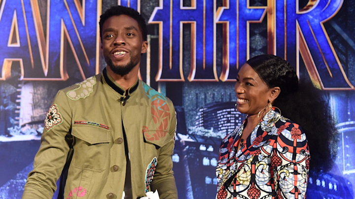 Angela Bassett remembers 'Black Panther' son Chadwick Boseman