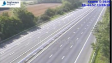 M5 closed in Gloucestershire with '1.5 miles' of queues after serious crash