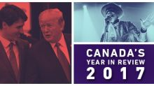 Year in Review 2017: Trump is Canada's top news search of the year