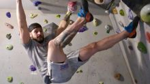 How hanging around his basement helps a P.E.I. man recover after a near fatal 30-metre fall