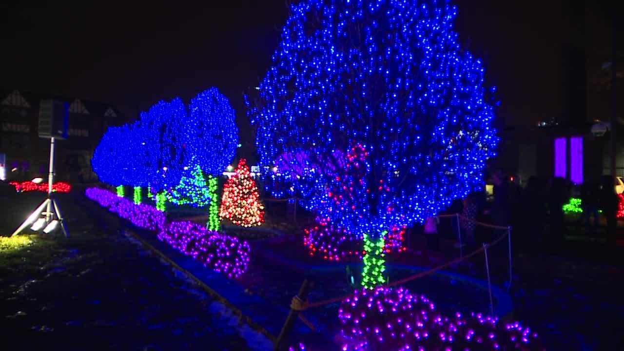 GE's 94th annual Nela Park holiday
