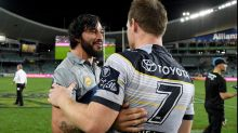 Thurston in awe of magnificent Morgan